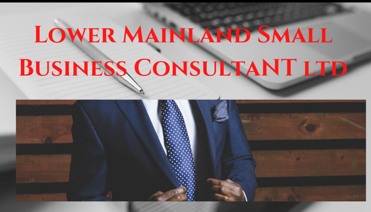 Lower Mainland Small Business Consultant Ltd
